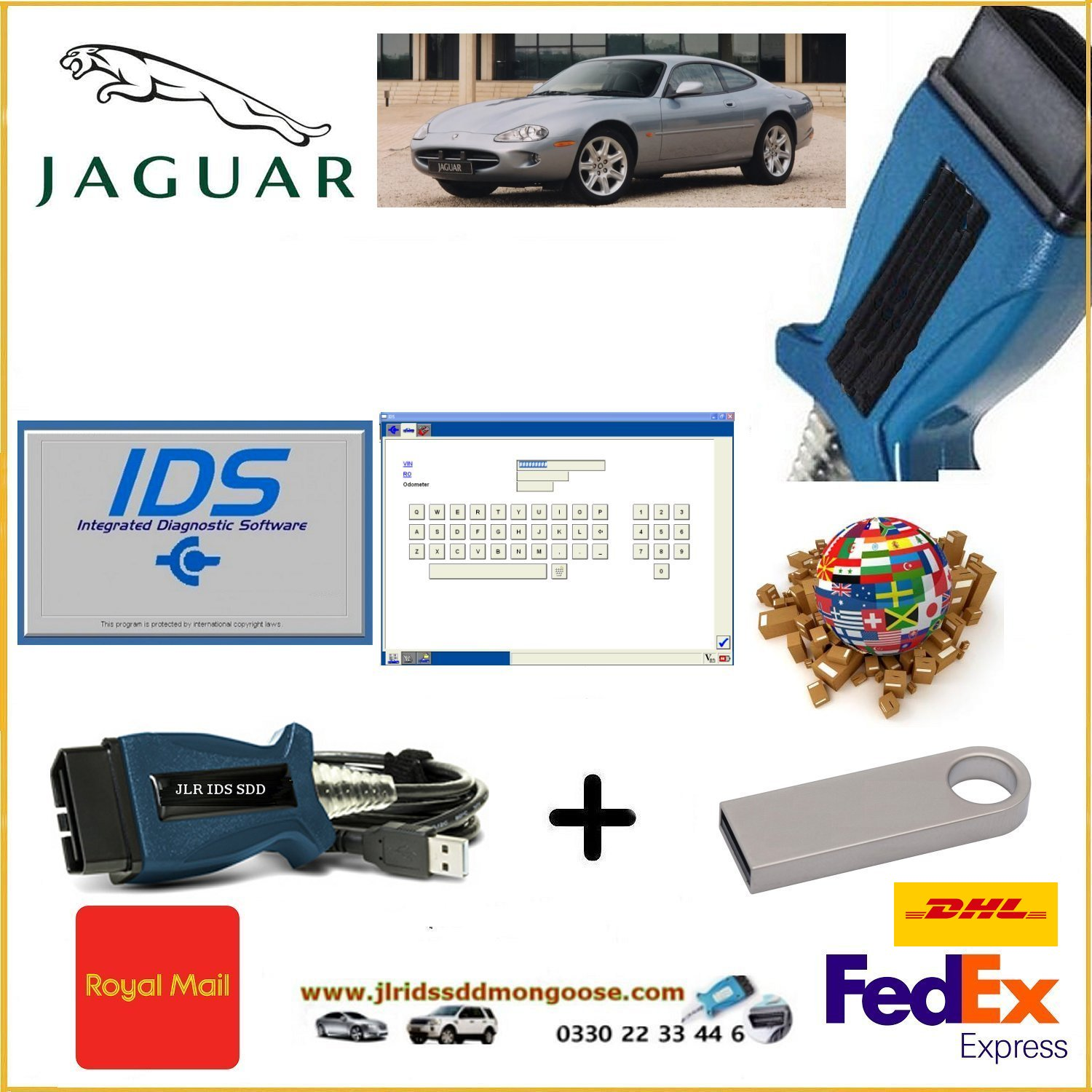 ids-integrated-diagnostic-software Jaguars
